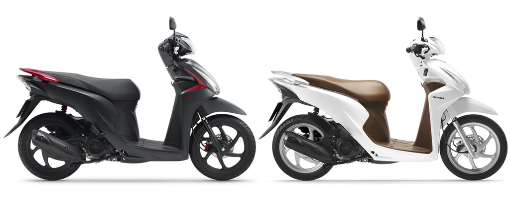 Dio NSC110. Best Selling Scooter 2018.