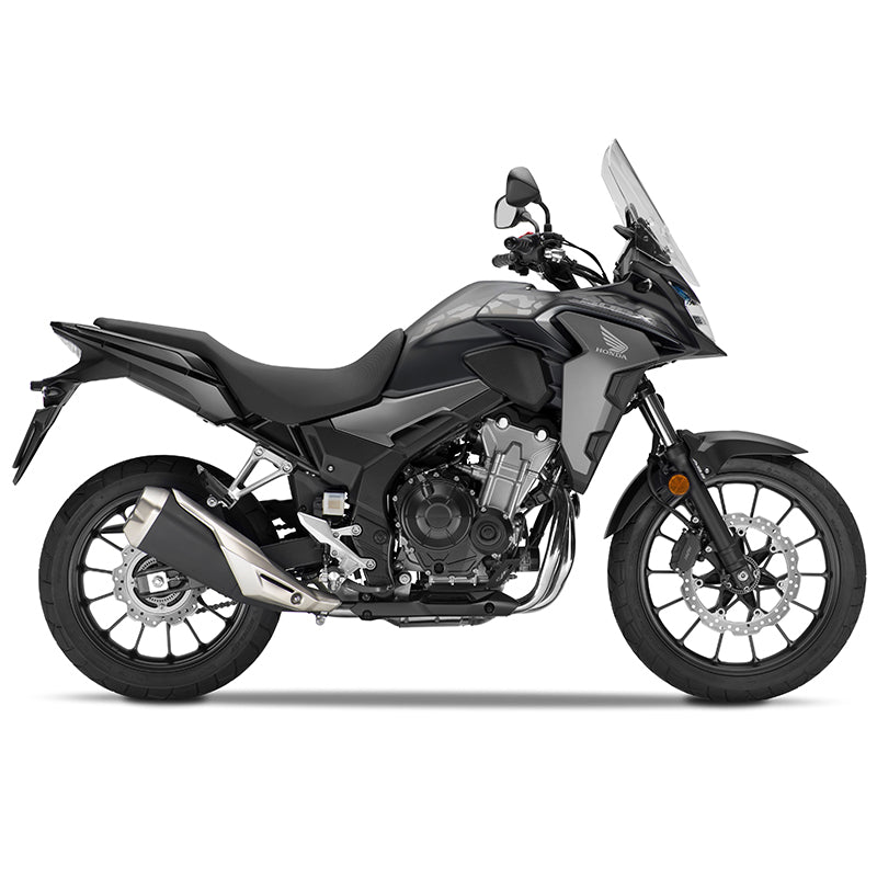 CB500X Nothing delivers the feeling of freedom like an adventure bike and the new CB500X has significant performance upgrades that make it ready for adventure. One Only at This Price.