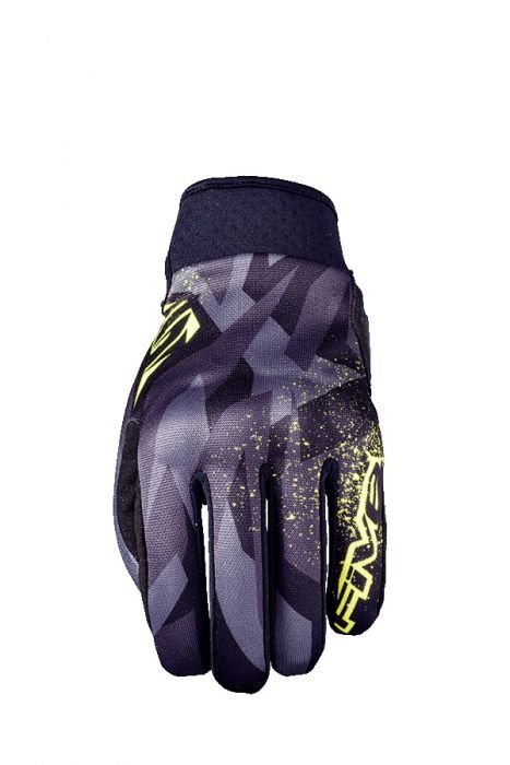 Five Glove Globe Camoflouge