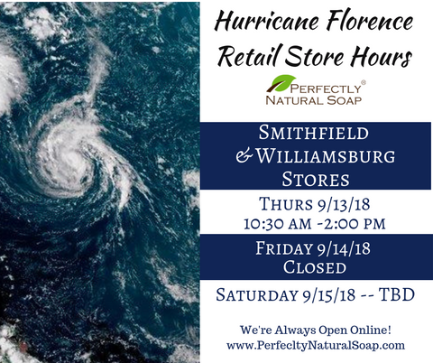 Hurricane Store Hours