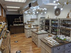 Inside Prince George St Store