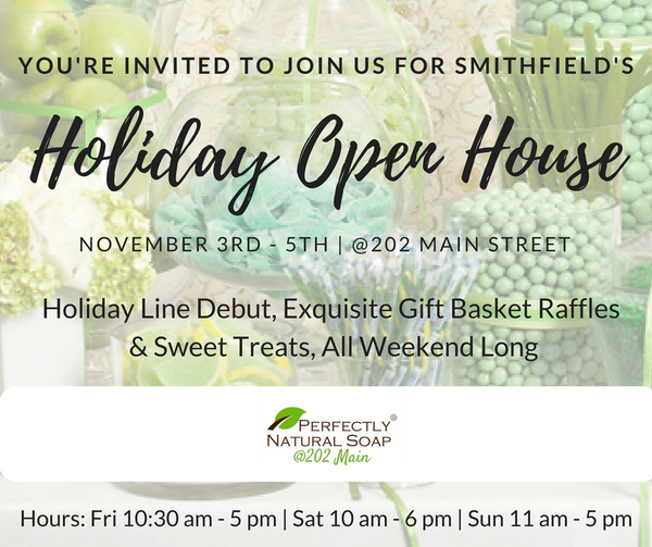 Holiday Open House in Smithfield