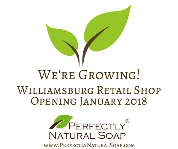 Second Perfectly Natural Retail Store Opening January 2018