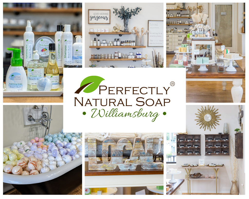 perfectly natural soap richmond rd store