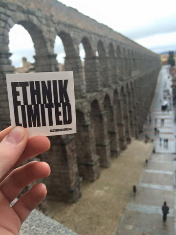 ETHNIK Sticker Pack - ETHNIK LIMITED