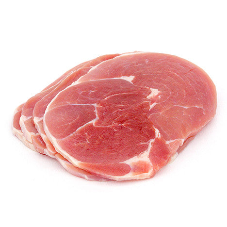 Thick Cut Gammon Steaks