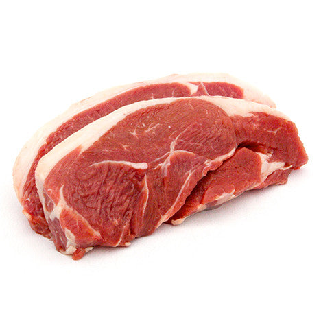Lamb Steaks