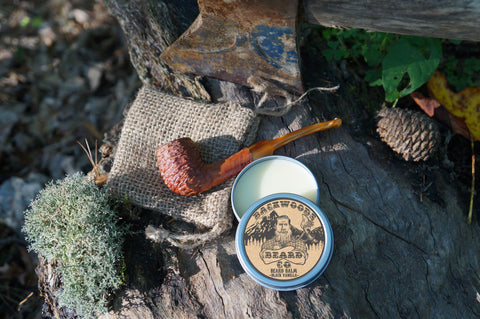 Black Vanilla Beard Balm - 2 oz.