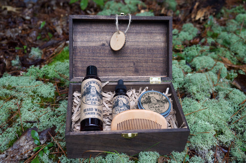 Backwoods Beard Bundle