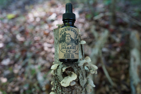Timber Pine Beard Oil-1 oz.
