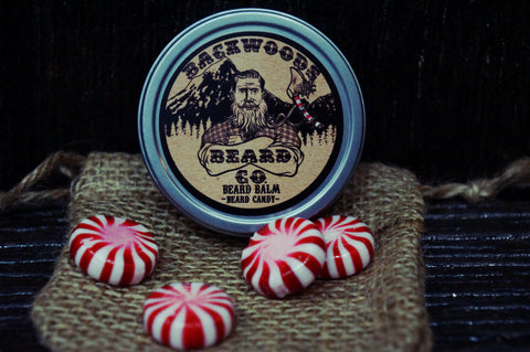 Beard Candy Beard Balm-2oz.