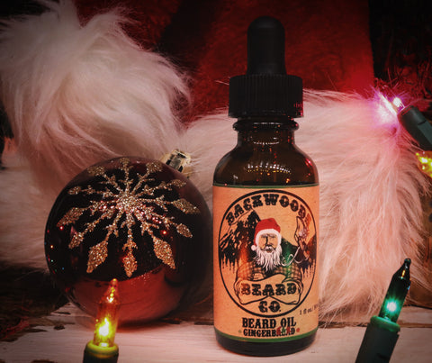 Gingerbeard Beard Oil- 1oz.