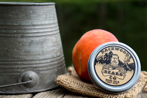 Fuzzy Peach Beard Balm-2oz
