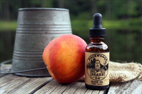 Fuzzy Peach Beard Oil-1oz.