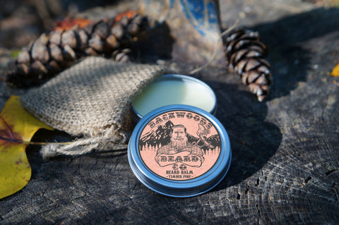 Timber Pine Beard Balm-2 oz.