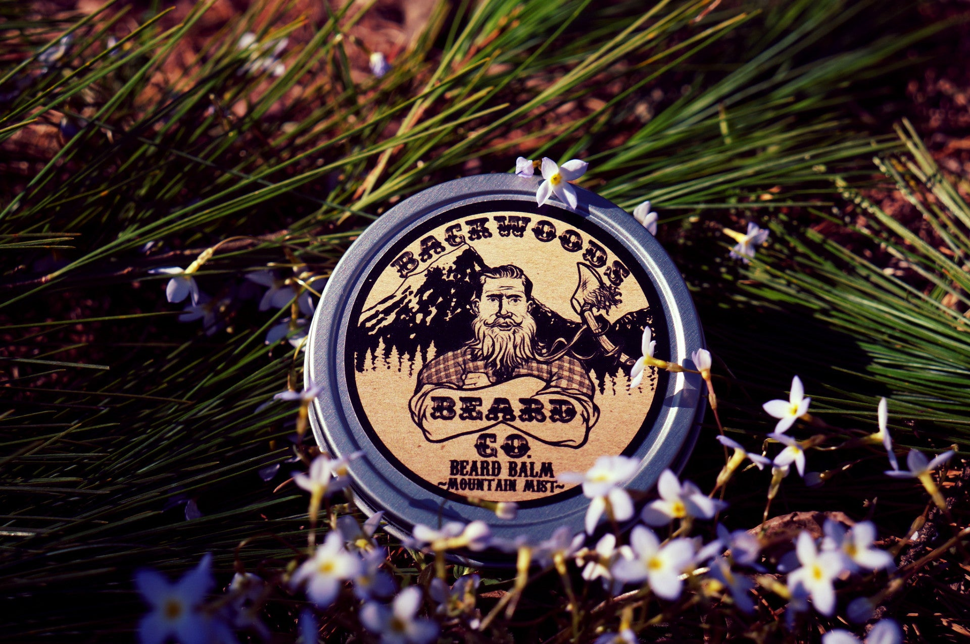 Mountain Mist Beard Balm
