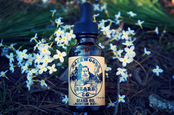 Mountain Mist Beard Oil