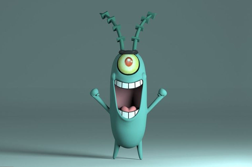 I am Plankton, Hear Me Roar!