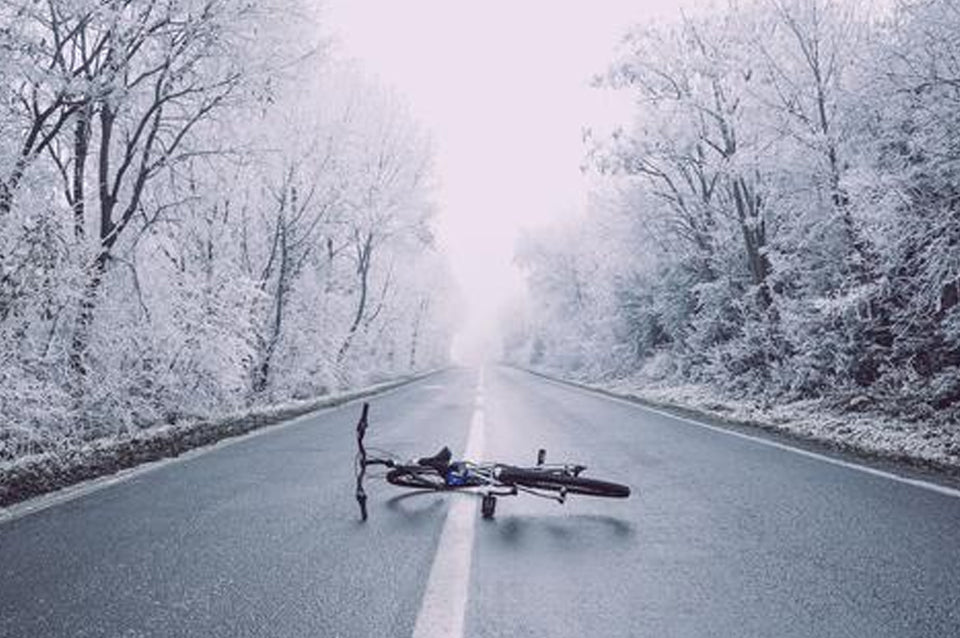 What Mountain Bikers Do in the Winter!