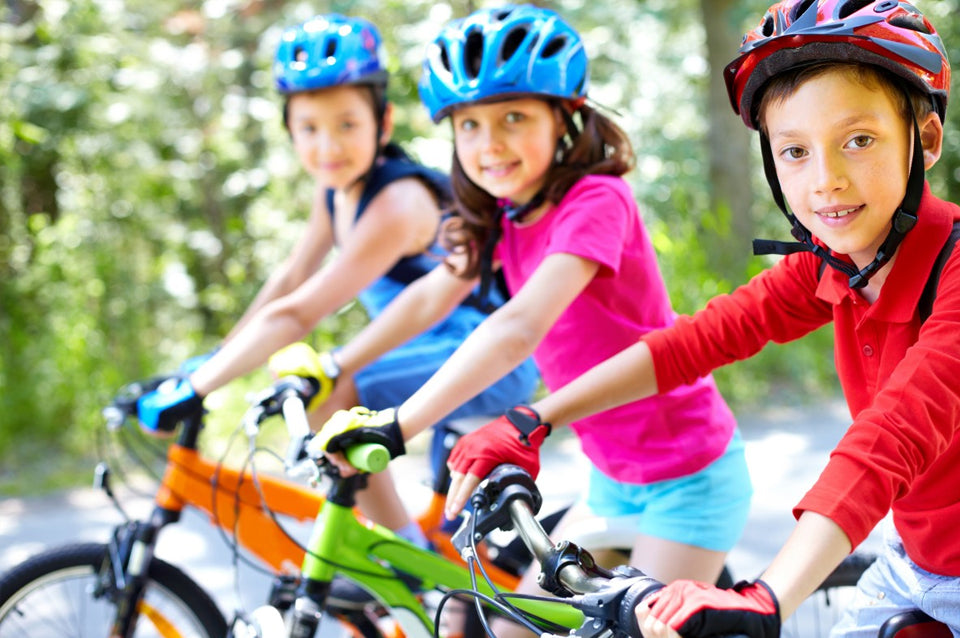 Bike Safety With Kids