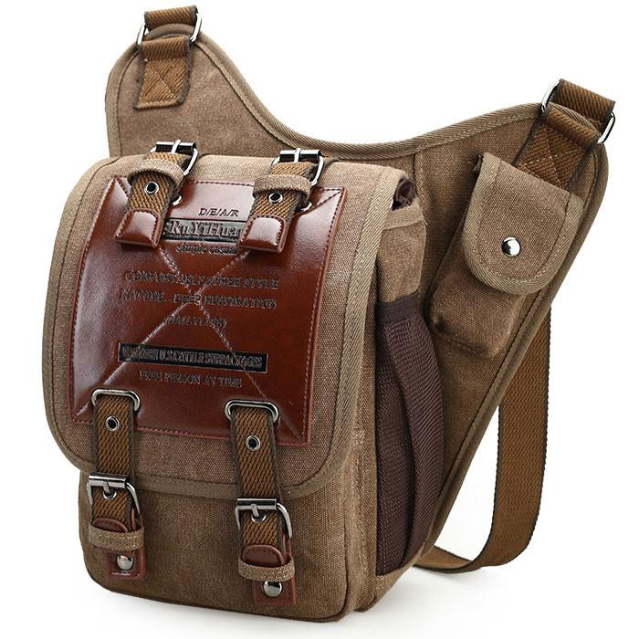 ★ EPIC ★ Travel Outdoor Shoulder Bag