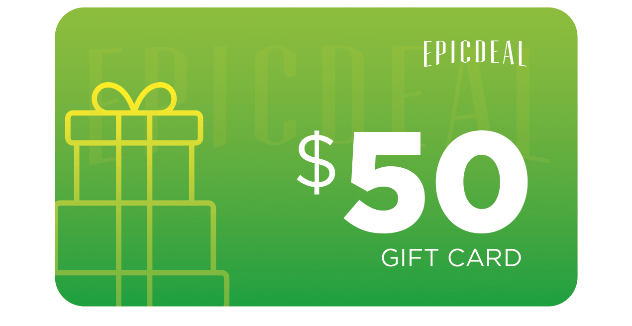 Epic Deal Gift Card
