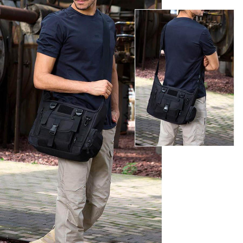 Tactical Messenger Bag Men
