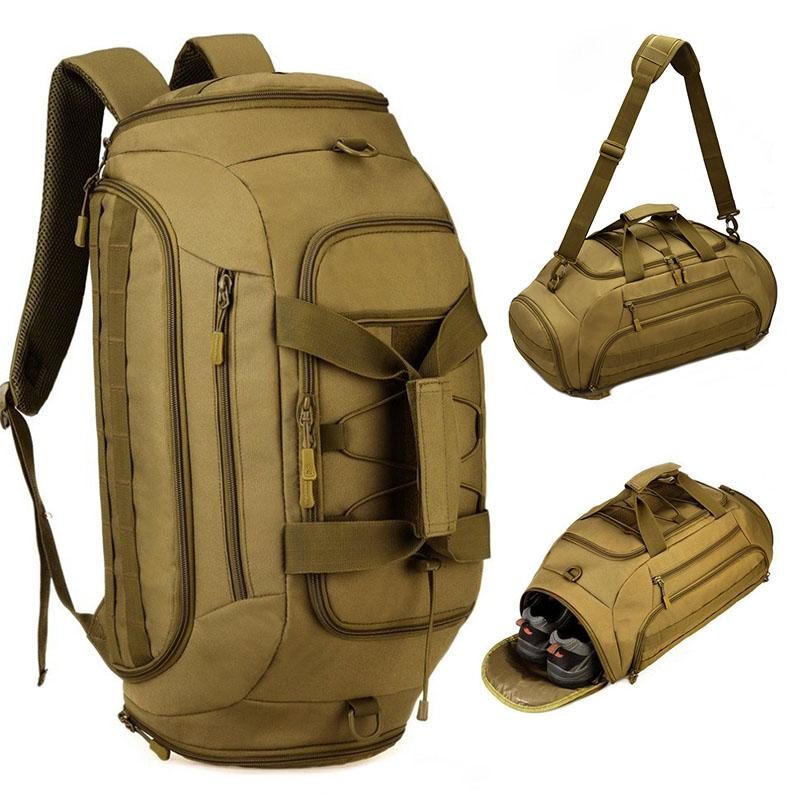87201765 Multifunctional Military Bag Luggage Travel Duffle - Epic Deal Shop
