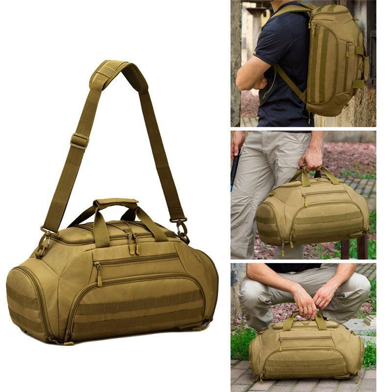 Multifunctional Military Bag Luggage Travel - Epic Deal Shop