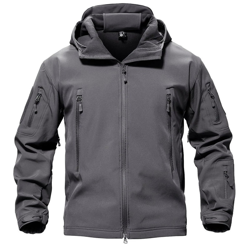 ★ Water-Resistant ★ Military Tactical Jacket