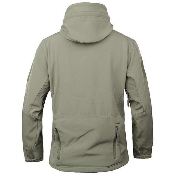 ★ Water-Resistant ★ Military Tactical Jacket - Epic Deal Shop
