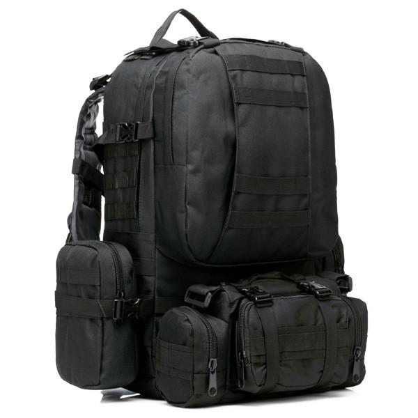 ★ NEW ★ Large Military Tactical Backpack