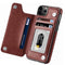 iPhone Wallet Case Premium Card Holder