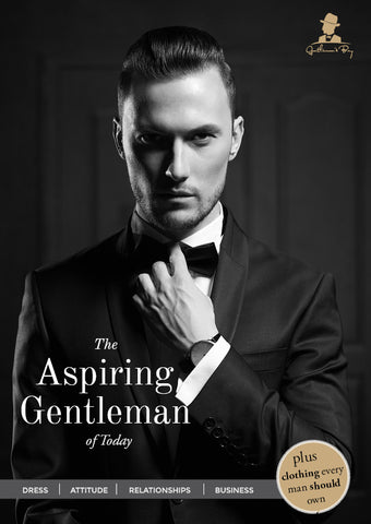 The Aspiring Gentleman of Today eBook by Gentlemen's Bay