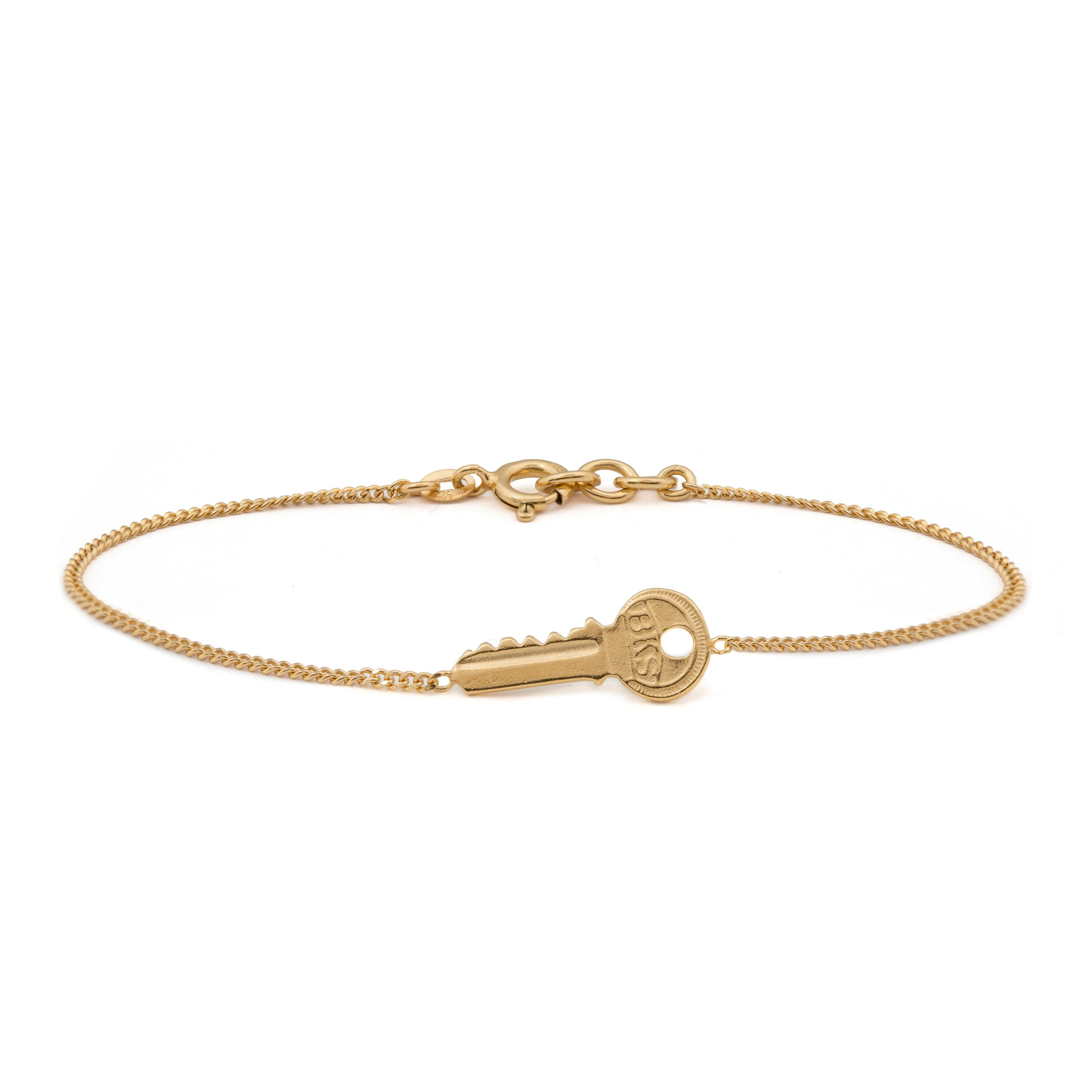 bracelet gold minettajewellery circle jewellery by original minetta product delicate