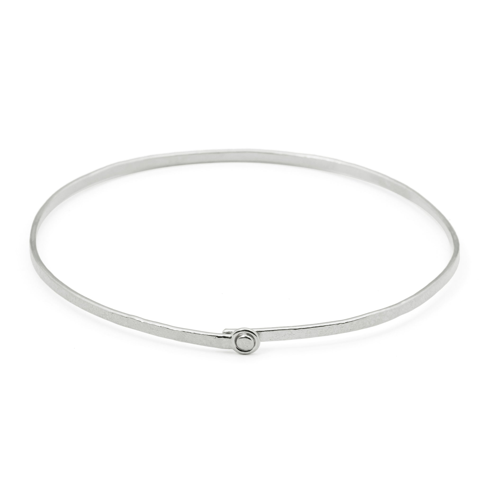 bangle open iwf rose bracelet products delicate itwasfrom circle