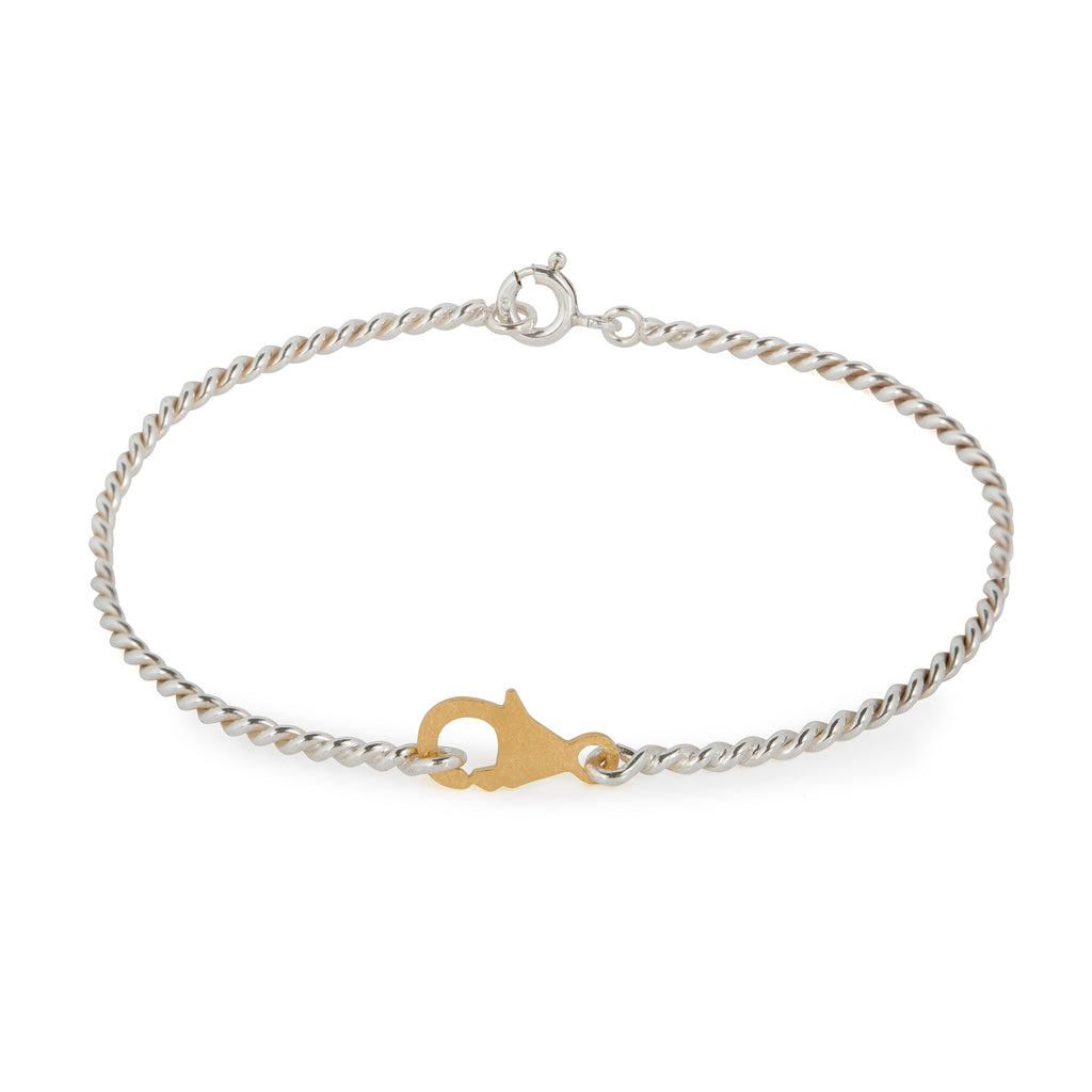 Delicate Bracelet with clasp detail