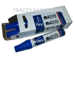 Diagraph Grizzly Paint Marker - Blue 0971-504