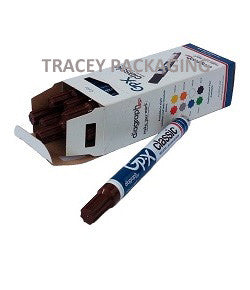 Diagraph GP-X Classic Paint Markers - Brown 0968-530