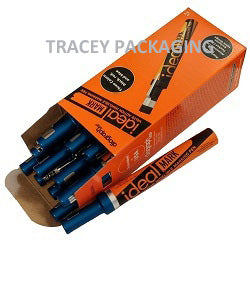 Diagraph Ideal Mark Markers - Blue 0930-002 0930002