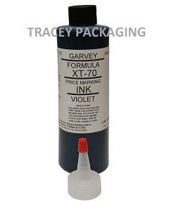 Garvey XT-70 Violet Price Marking Ink 38553