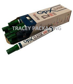 GP-X Classic Markers - Green 0960-505 0960505