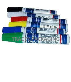 Diagraph Grizzly Paint Marker - Assortment Pak