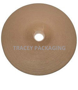 "Bag Closing Natural Color 2"" Crepe Tape"