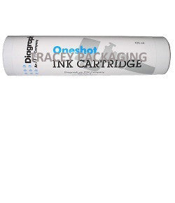 Diagraph Oneshot Ink Cartridge - Each