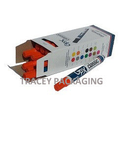 Diagraph GP-X Classic Paint Markers - Orange 0968-523