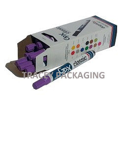 Diagraph GP-X Classic Paint Markers - Purple 0968-527