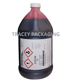 Diagraph DL/XLM Red Coder Ink Gallon 0824-051