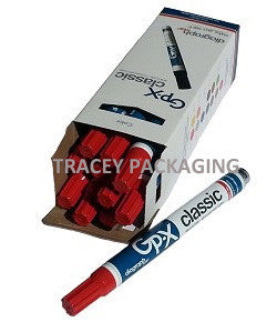 Diagraph GP-X Classic Paint Markers - Red 0968-520 0968520