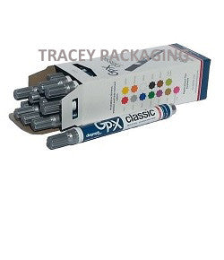 Diagraph GP-X Classic Paint Markers - Silver 0968-524
